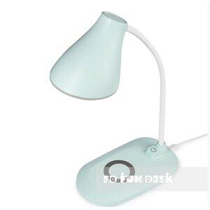 Лампа настольная светодиодная с функцией беспроводной зарядки Fundesk LC6 Mint