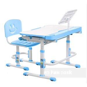 Детская парта со стульчиком FunDesk Bellissima Blue