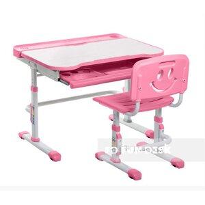 Детская парта со стульчиком FunDesk Bellissima Pink
