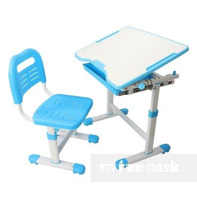 Комплект парта и стул-трансформеры FunDesk Sole Blue производства Fundesk - главное фото