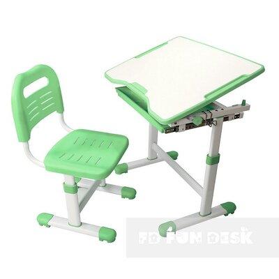 Комплект парта и стул-трансформеры FunDesk Sole Green производства Fundesk - главное фото