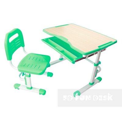 Комплект парта + стул трансформеры Vivo Green FUNDESK производства Fundesk - главное фото