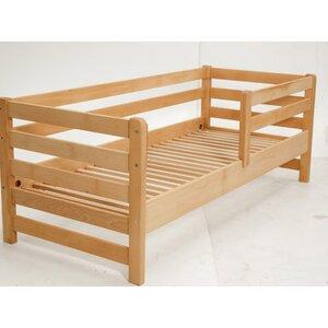 Подростковая кроватка Aurora 80*160 см цвет бук