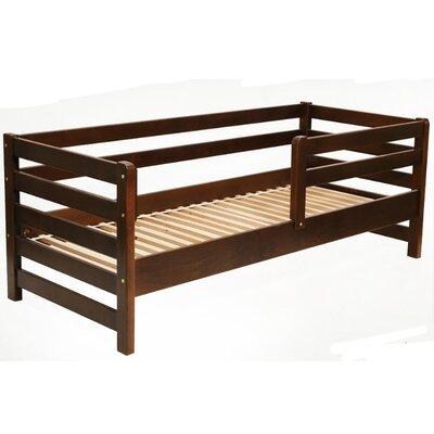 Подростковая кроватка Aurora 80*160 см цвет крашеная производства Гойдалка - главное фото