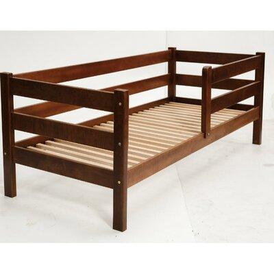Подростковая кроватка Montana 80*190 см цвет крашеная производства Гойдалка - главное фото