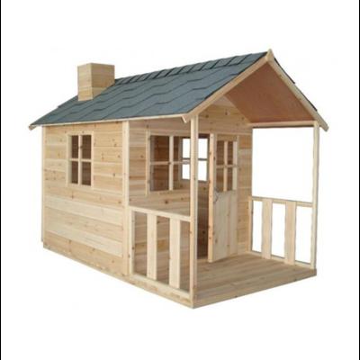 Домик для детей с верандой производства Irelle - главное фото
