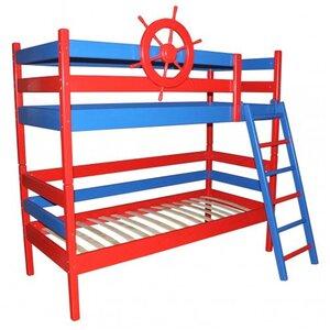 Двухъярусная кровать-трансформер Париж