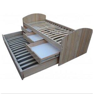 Подростковая кровать с выдвижным спальным местом