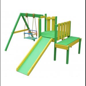 Детский игровой комплекс для улицы Кузнечик