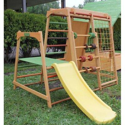 Детский спортивно - игровой комплекс для улицы Малыш УЛИЦА 2 производства Irelle - главное фото