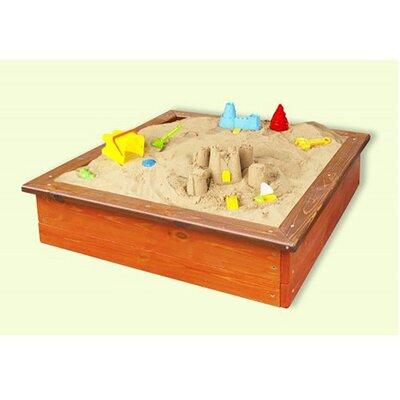 Песочница деревянная производства Irelle - главное фото