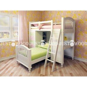 Двухьярусная кровать Гуффи 1
