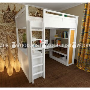Кровать-чердак Лофт