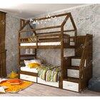 Двухэтажная кровать Аладин