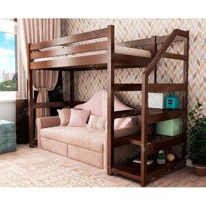 Кровать чердак Брауни