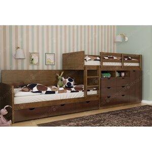 Двухэтажная кровать Дуэт
