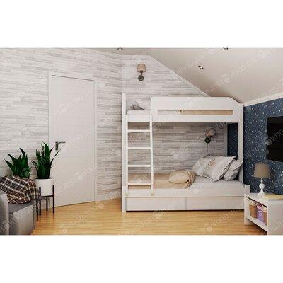 Двухъярусная кровать Эмилия производства JUSTWOOD - главное фото