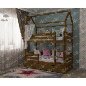 Двухъярусная кровать Семейка