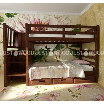 Двухъярусная кровать Шериф