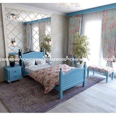 Подростковая кровать Виктория производства Justwood - главное фото