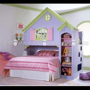 Двухъярусная кровать Замок