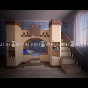Двухъярусная кровать Золушка-2