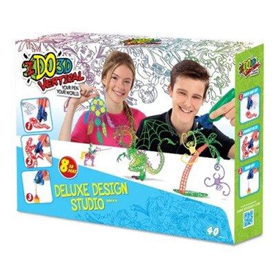 Набор для детского творчества с 3D-маркером – ДИЗАЙНЕР производства  - главное фото