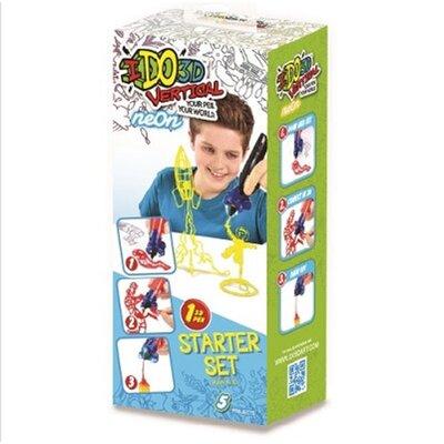 Набор для детского творчества с 3D-маркером - КОСМОС