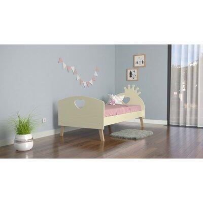 Детская односпальная кровать Эмми производства ЛунаСвит - главное фото