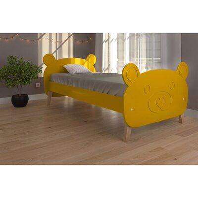 Детская односпальная кровать Фредди производства ЛунаСвит - главное фото