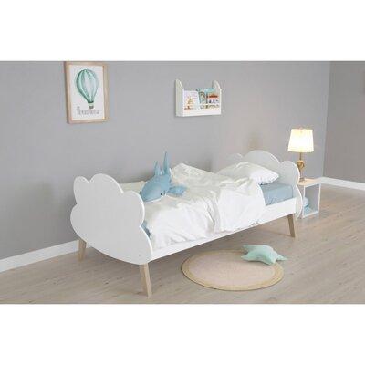 Детская односпальная кровать Клуди производства ЛунаСвит - главное фото