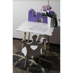 Детский столик со стульчиком Princess (Принцесса)