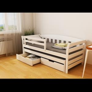Подростковая кровать Тедди Дуо из бука (массив)
