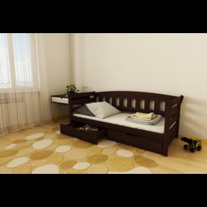 Подростковая кровать Тедди из бука (щит)