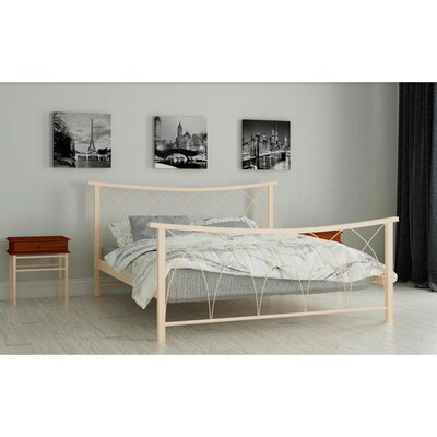 Двуспальная кровать Кира