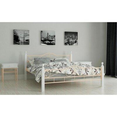 Двуспальная кровать Мадера
