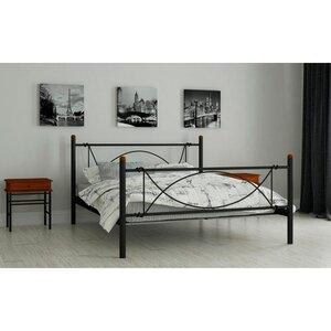 Двуспальная кровать Роуз