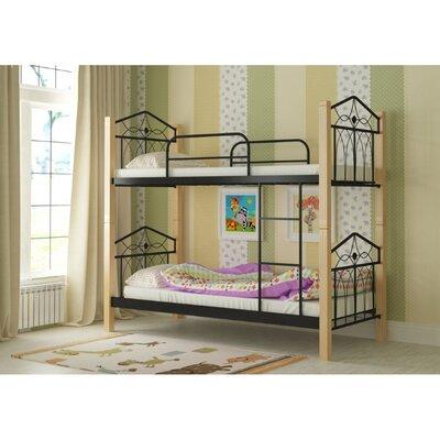 Двухъярусная кровать Тиара 80*190 производства Мадера - главное фото