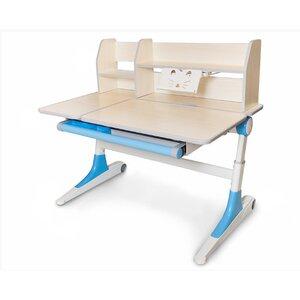 Детский стол Evo-Kids Ontario голубой