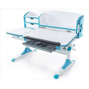 Детский стол Evo-kids Aivengo - L голубой