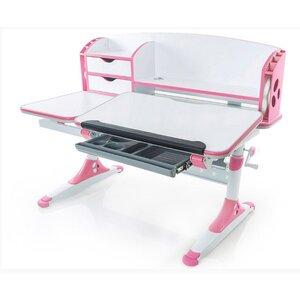 Детский стол Evo-kids Aivengo - L розовый