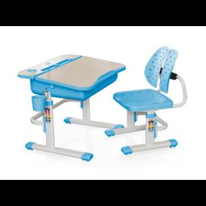 Комплект парта и стульчик Evo-kids Evo-03 BL