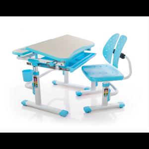 Комплект парта и стульчик Evo-kids Evo-05 BL