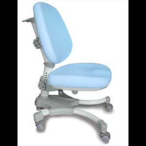 Детское кресло Evo-kids Amigo голубой