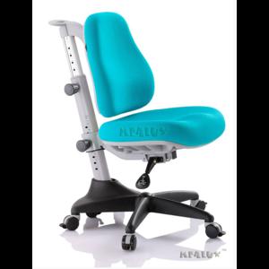 Детское кресло Mealux Match KBL обивка светло голубая
