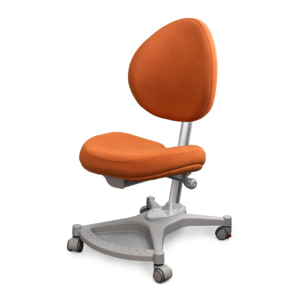 Детское кресло Mealux Neapol ABK обивка оранжевая