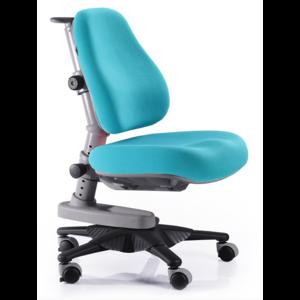 Детское кресло Mealux Newton KBL обивка светло голубая