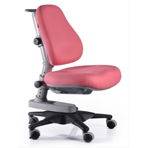 Детское кресло Mealux Newton KP обивка розовая