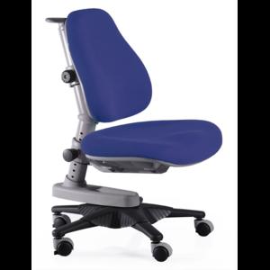 Детское кресло Mealux Newton SB обивка синяя