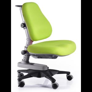 Детское кресло Mealux Newton KZ обивка зеленая